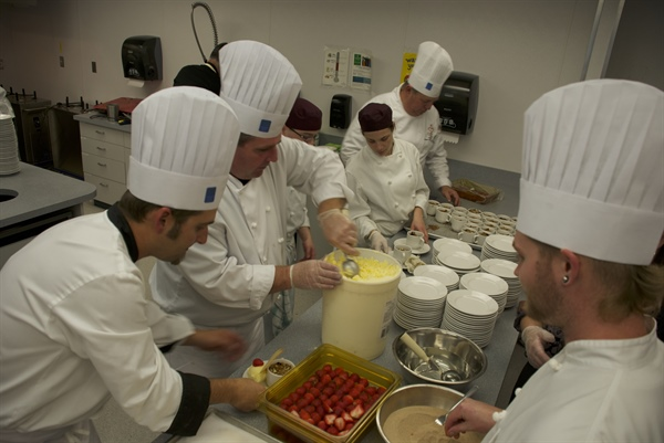 College Prep, Cook Training For Fort Nelson First Nation  Prep Cook