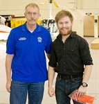 Aircraft Maintenance Engineering graduates cleared for take-off