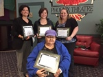 Fort Nelson Campus students honoured at community awards ceremony