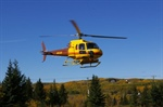 Highland Helicopters provides a hands-on learning opportunity for Northern Lights College oil and gas students