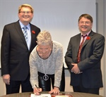 Northern Lights College renews articulation agreement with Northern Opportunities