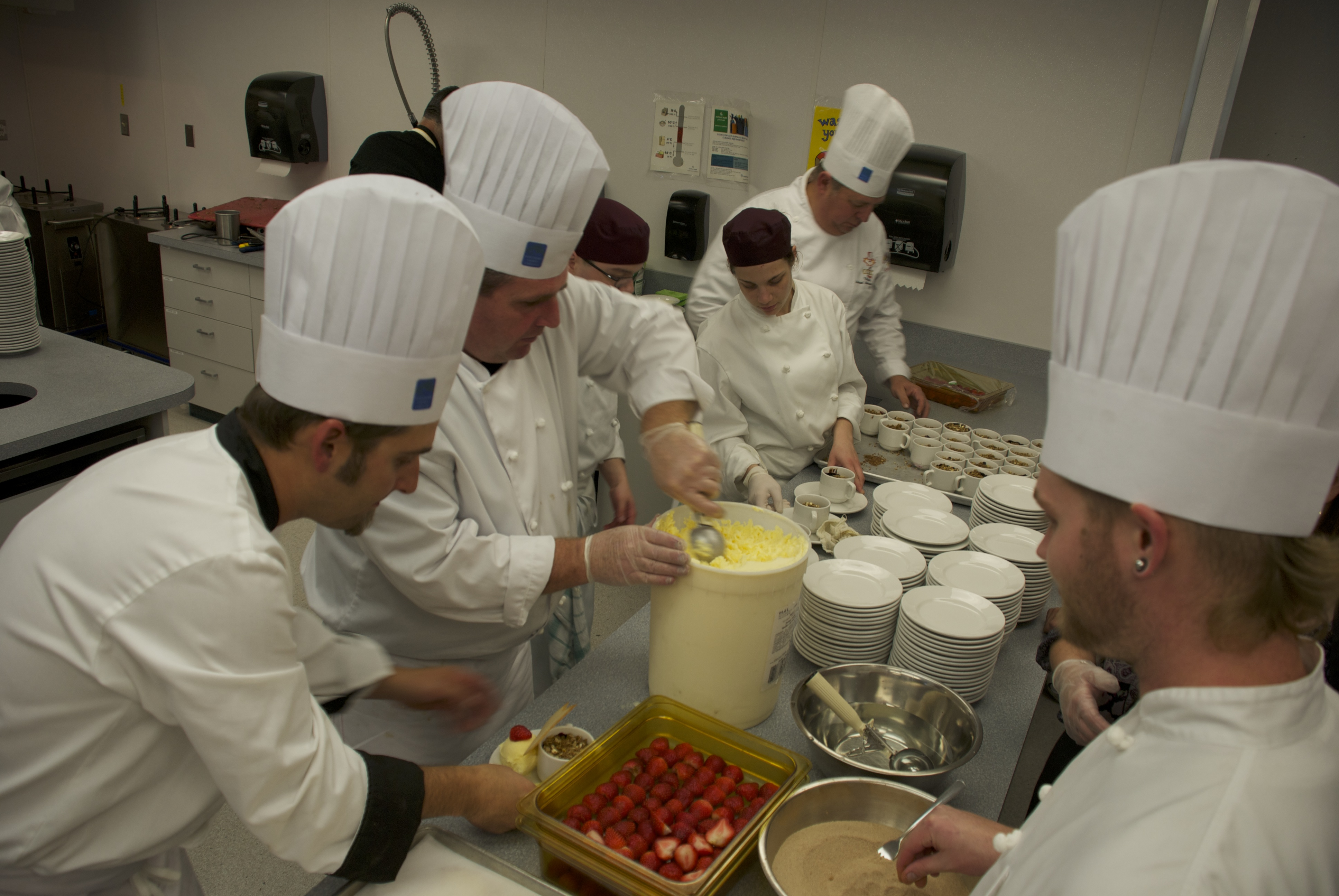 college prep cook training for fort nelson first nation
