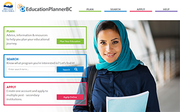 Educationplannerbc a helpful online tool for making post secondary educationplannerbc a helpful online tool for making post secondary planning malvernweather Gallery