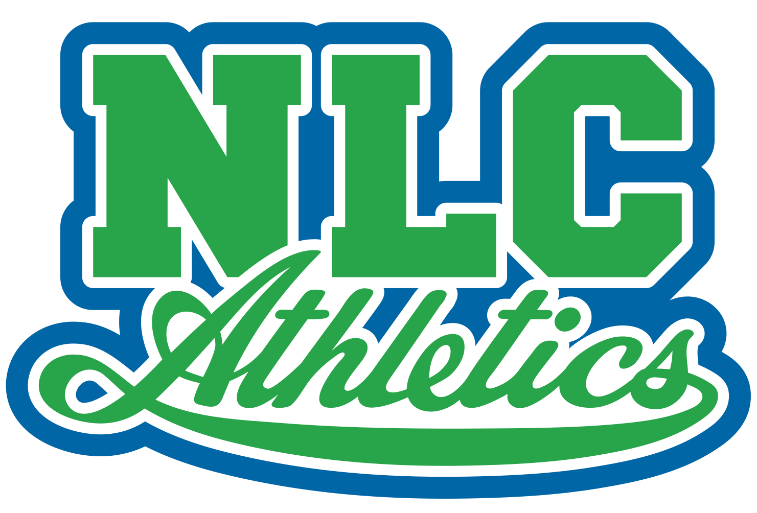 NLC athletics logo