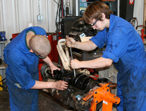 Auto Mechanic foundation law course